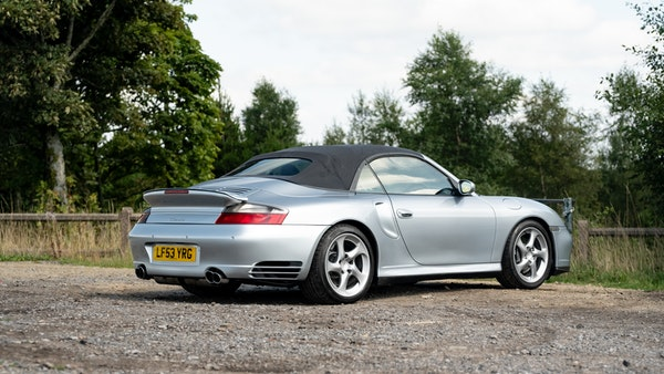 2003 Porsche 911 (996) Turbo Cabriolet For Sale (picture 32 of 91)