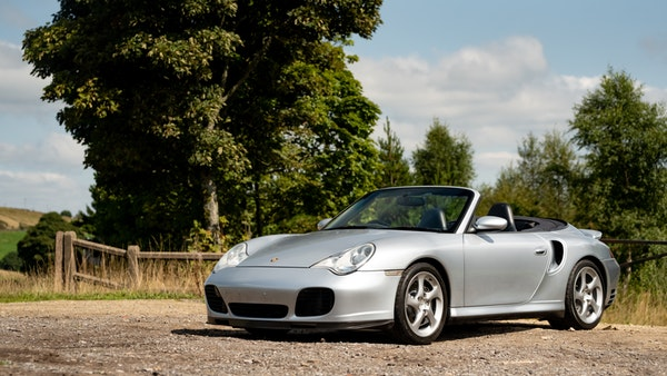 2003 Porsche 911 (996) Turbo Cabriolet For Sale (picture 16 of 91)