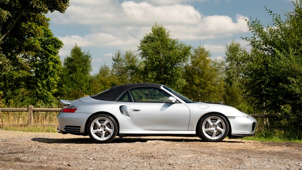 2003 Porsche 911 (996) Turbo Cabriolet For Sale (picture 13 of 91)