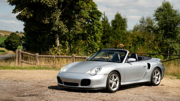 2003 Porsche 911 (996) Turbo Cabriolet For Sale (picture 15 of 91)