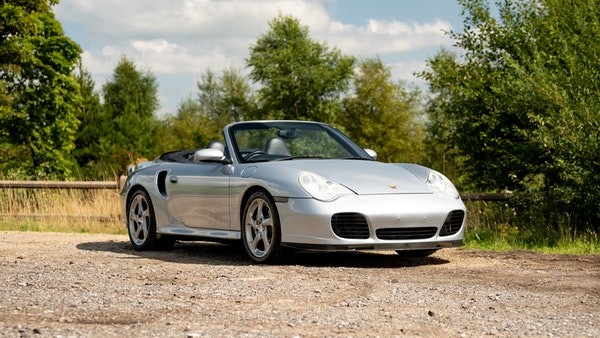 2003 Porsche 911 (996) Turbo Cabriolet For Sale (picture 3 of 91)