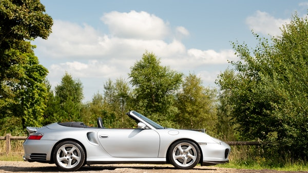 2003 Porsche 911 (996) Turbo Cabriolet For Sale (picture 6 of 91)