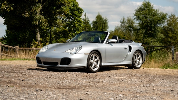 2003 Porsche 911 (996) Turbo Cabriolet For Sale (picture 17 of 91)