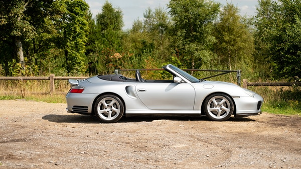 2003 Porsche 911 (996) Turbo Cabriolet For Sale (picture 11 of 91)