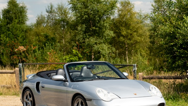 2003 Porsche 911 (996) Turbo Cabriolet For Sale (picture 84 of 91)
