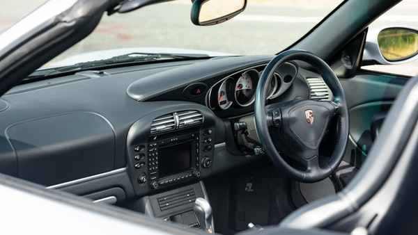 2003 Porsche 911 (996) Turbo Cabriolet For Sale (picture 48 of 91)