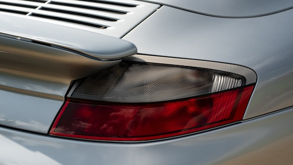 2003 Porsche 911 (996) Turbo Cabriolet For Sale (picture 75 of 91)