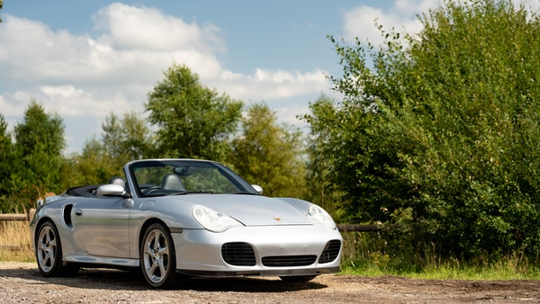 2003 Porsche 911 (996) Turbo Cabriolet For Sale (picture 14 of 91)
