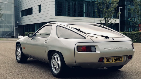 RESERVE LOWERED - 1982 Porsche 928 For Sale (picture 13 of 41)