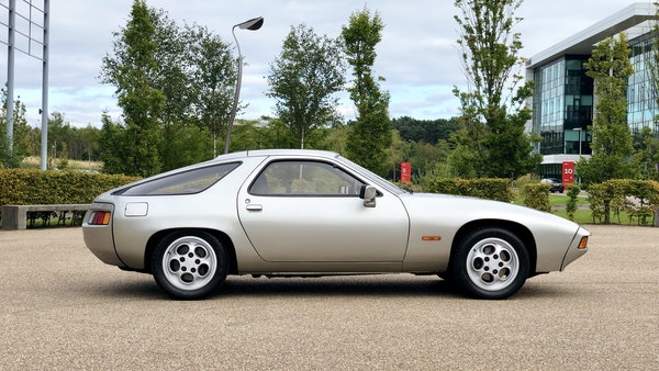 RESERVE LOWERED - 1982 Porsche 928 For Sale (picture 7 of 41)