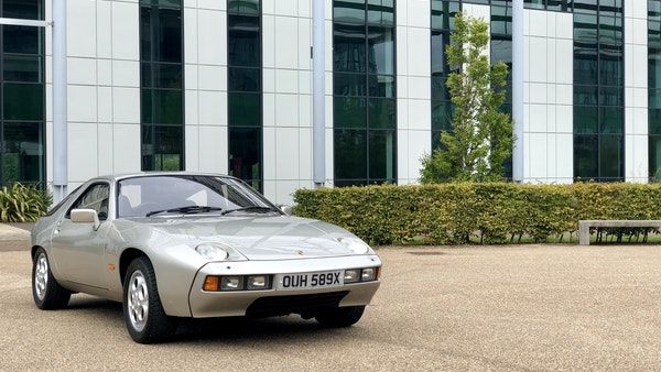 RESERVE LOWERED - 1982 Porsche 928 For Sale (picture 1 of 41)