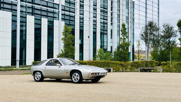 RESERVE LOWERED - 1982 Porsche 928 For Sale (picture 11 of 41)