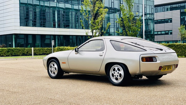 RESERVE LOWERED - 1982 Porsche 928 For Sale (picture 9 of 41)