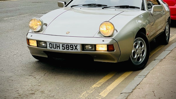RESERVE LOWERED - 1982 Porsche 928 For Sale (picture 18 of 41)