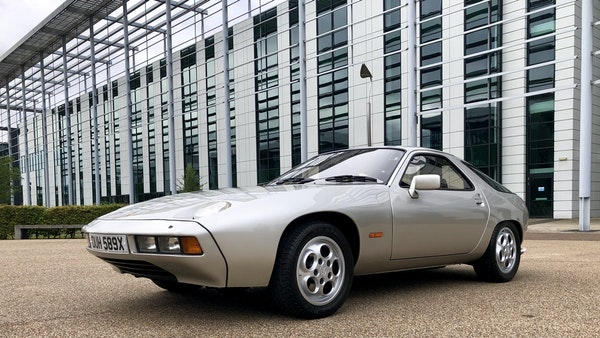 RESERVE LOWERED - 1982 Porsche 928 For Sale (picture 3 of 41)