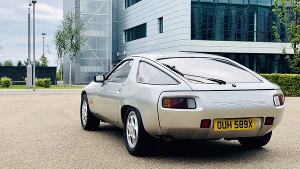 RESERVE LOWERED - 1982 Porsche 928 For Sale (picture 5 of 41)