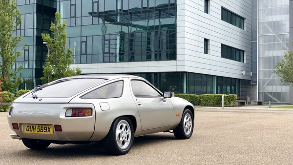 RESERVE LOWERED - 1982 Porsche 928 For Sale (picture 10 of 41)