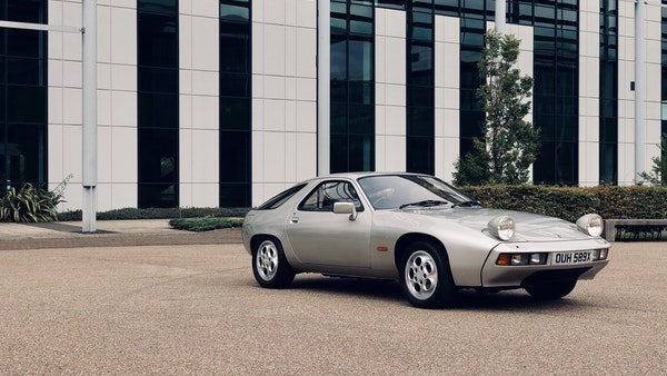 RESERVE LOWERED - 1982 Porsche 928 For Sale (picture 12 of 41)