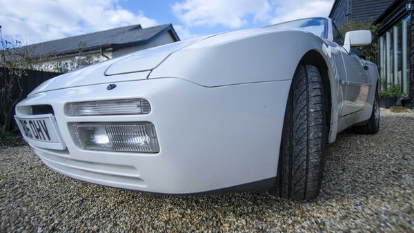 RESERVE LOWERED - 1992 Porsche 944 S2 Cabriolet For Sale (picture 25 of 154)