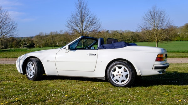 RESERVE LOWERED - 1992 Porsche 944 S2 Cabriolet For Sale (picture 8 of 154)