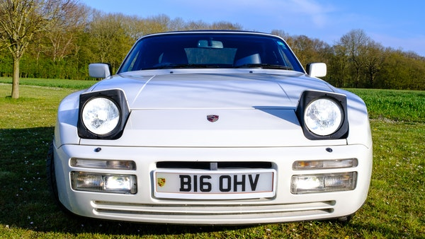 RESERVE LOWERED - 1992 Porsche 944 S2 Cabriolet For Sale (picture 37 of 154)