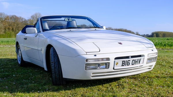 RESERVE LOWERED - 1992 Porsche 944 S2 Cabriolet For Sale (picture 11 of 154)