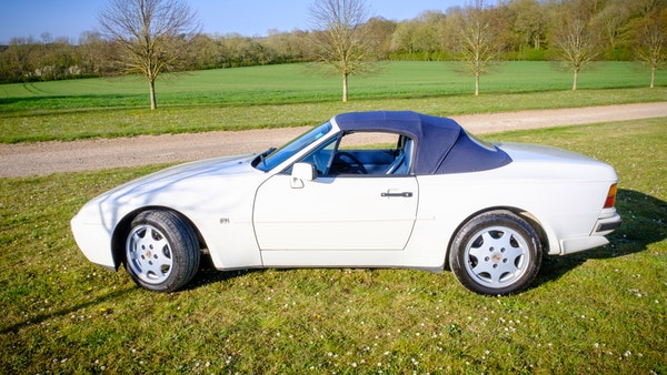 RESERVE LOWERED - 1992 Porsche 944 S2 Cabriolet For Sale (picture 40 of 154)