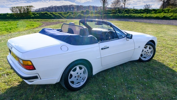 RESERVE LOWERED - 1992 Porsche 944 S2 Cabriolet For Sale (picture 15 of 154)