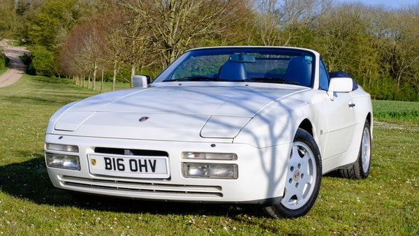 RESERVE LOWERED - 1992 Porsche 944 S2 Cabriolet For Sale (picture 5 of 154)