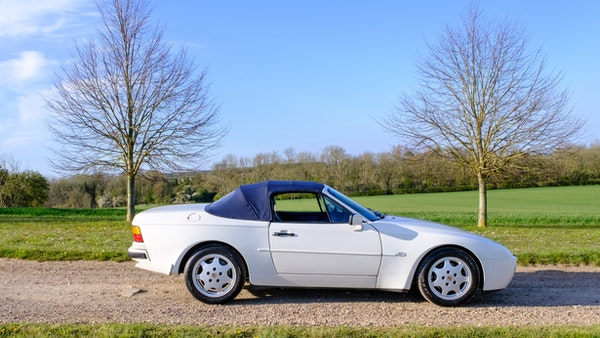 RESERVE LOWERED - 1992 Porsche 944 S2 Cabriolet For Sale (picture 52 of 154)
