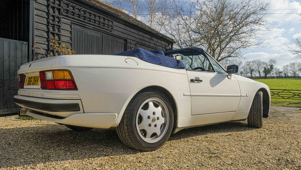 RESERVE LOWERED - 1992 Porsche 944 S2 Cabriolet For Sale (picture 10 of 154)