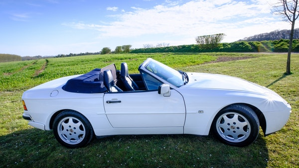 RESERVE LOWERED - 1992 Porsche 944 S2 Cabriolet For Sale (picture 13 of 154)