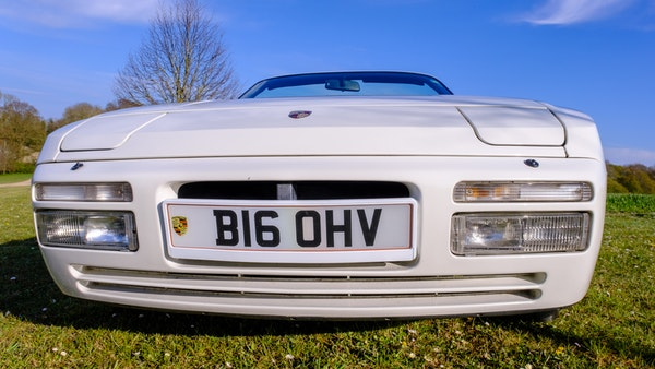 RESERVE LOWERED - 1992 Porsche 944 S2 Cabriolet For Sale (picture 35 of 154)