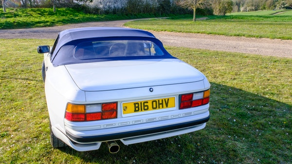 RESERVE LOWERED - 1992 Porsche 944 S2 Cabriolet For Sale (picture 38 of 154)