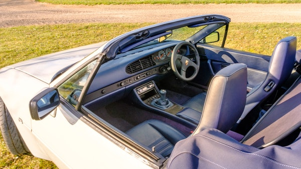 RESERVE LOWERED - 1992 Porsche 944 S2 Cabriolet For Sale (picture 33 of 154)