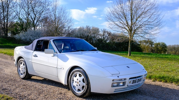 RESERVE LOWERED - 1992 Porsche 944 S2 Cabriolet For Sale (picture 51 of 154)