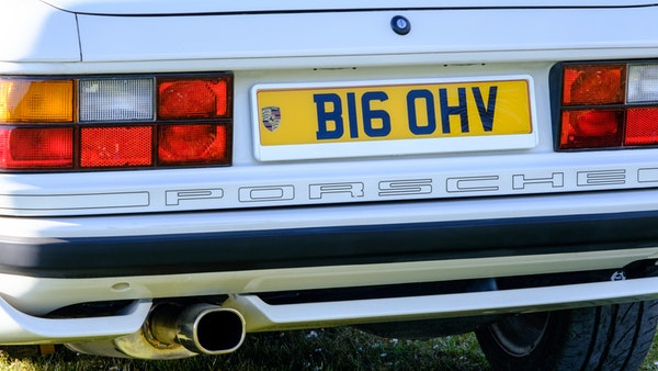 RESERVE LOWERED - 1992 Porsche 944 S2 Cabriolet For Sale (picture 30 of 154)