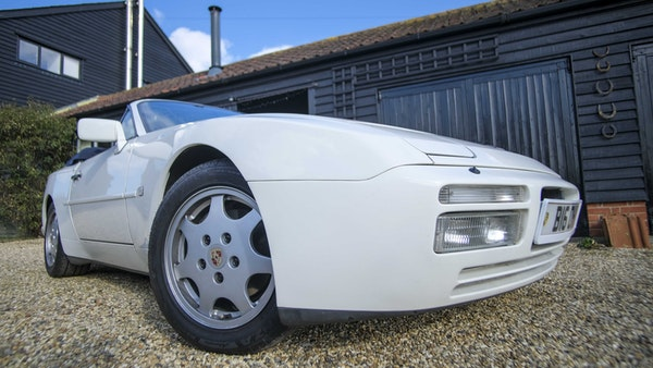 RESERVE LOWERED - 1992 Porsche 944 S2 Cabriolet For Sale (picture 4 of 154)