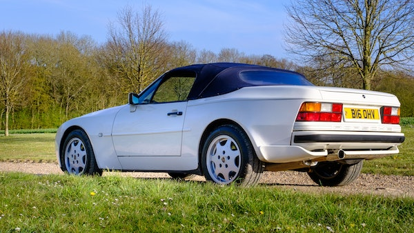 RESERVE LOWERED - 1992 Porsche 944 S2 Cabriolet For Sale (picture 48 of 154)