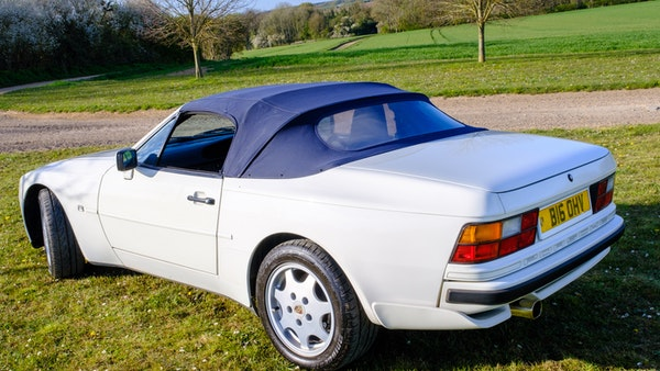 RESERVE LOWERED - 1992 Porsche 944 S2 Cabriolet For Sale (picture 39 of 154)