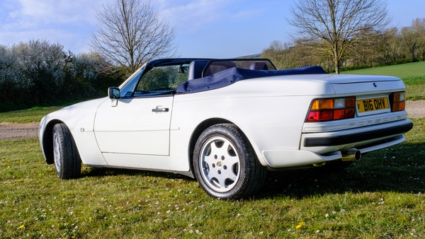 RESERVE LOWERED - 1992 Porsche 944 S2 Cabriolet For Sale (picture 9 of 154)
