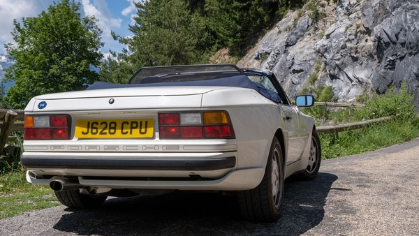 RESERVE LOWERED - 1992 Porsche 944 S2 Cabriolet For Sale (picture 3 of 154)