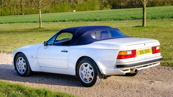 RESERVE LOWERED - 1992 Porsche 944 S2 Cabriolet For Sale (picture 47 of 154)