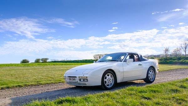 RESERVE LOWERED - 1992 Porsche 944 S2 Cabriolet For Sale (picture 50 of 154)