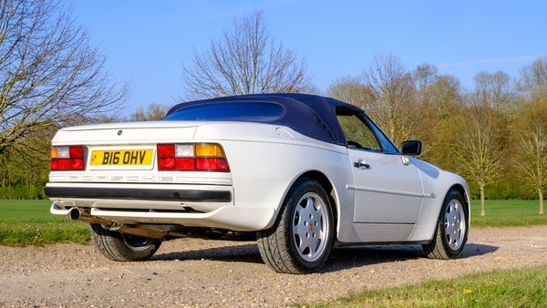 RESERVE LOWERED - 1992 Porsche 944 S2 Cabriolet For Sale (picture 55 of 154)