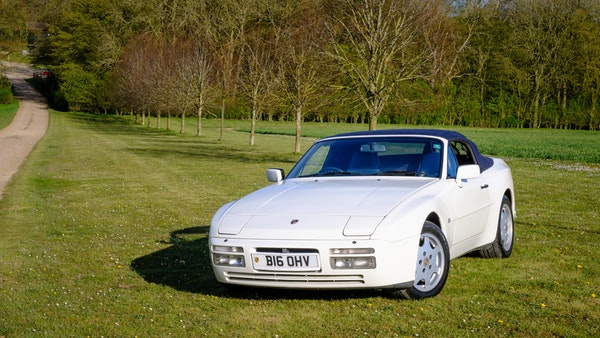 RESERVE LOWERED - 1992 Porsche 944 S2 Cabriolet For Sale (picture 44 of 154)
