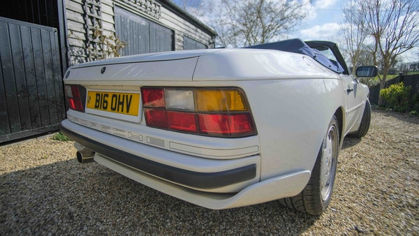 RESERVE LOWERED - 1992 Porsche 944 S2 Cabriolet For Sale (picture 26 of 154)