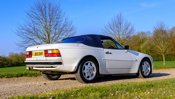 RESERVE LOWERED - 1992 Porsche 944 S2 Cabriolet For Sale (picture 54 of 154)