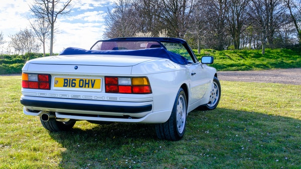 RESERVE LOWERED - 1992 Porsche 944 S2 Cabriolet For Sale (picture 14 of 154)