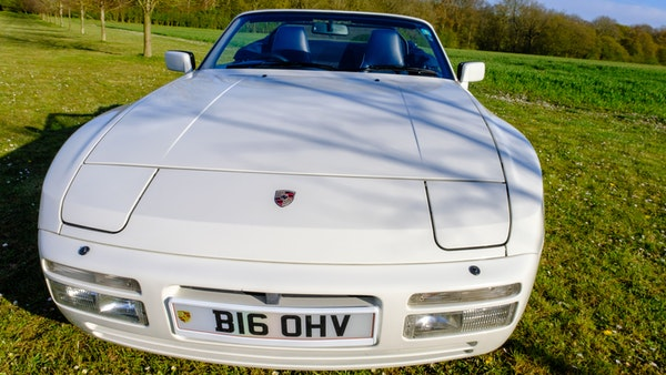 RESERVE LOWERED - 1992 Porsche 944 S2 Cabriolet For Sale (picture 36 of 154)
